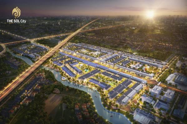 Vì sao nên đầu tư vào THE SOL City - Nam Sài Gòn